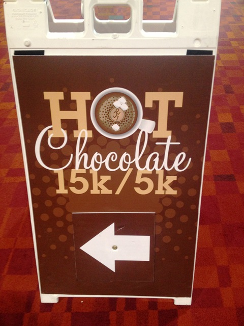 Hot chocolate 15k coupon code 2018