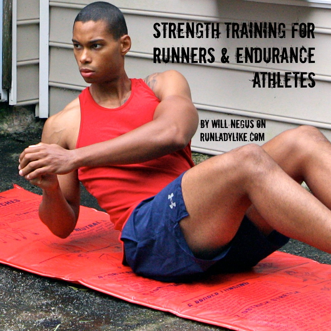 Strength Training For Triathletes: Strength Training For Runners & Endurance Athletes