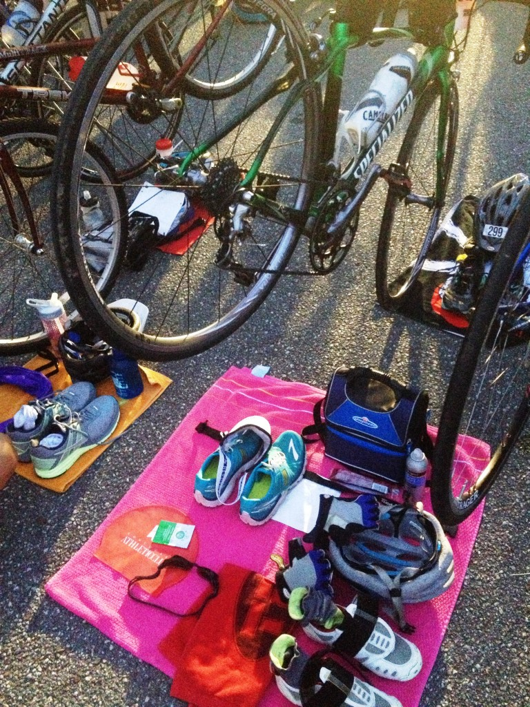 Triathlon Transition Tips To Become A Faster Triathlete
