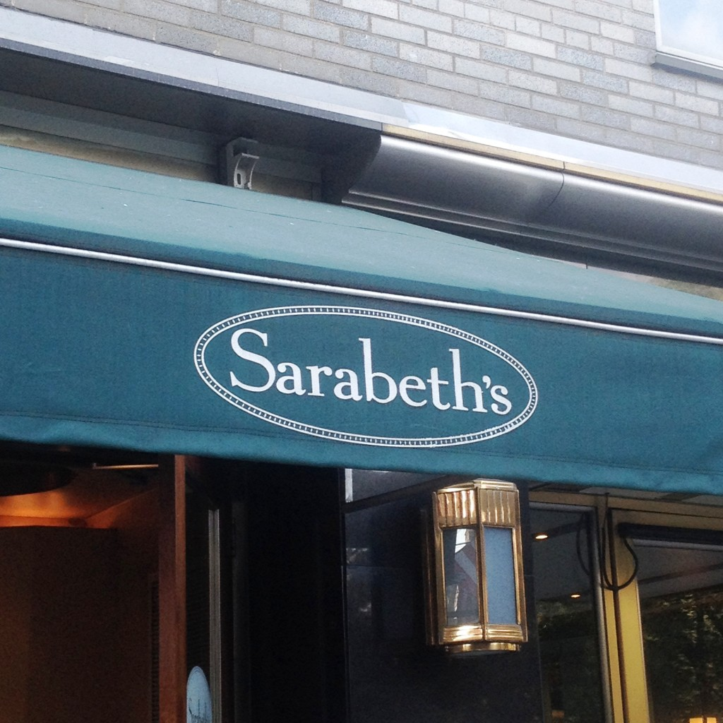 Sarabeth's in NYC