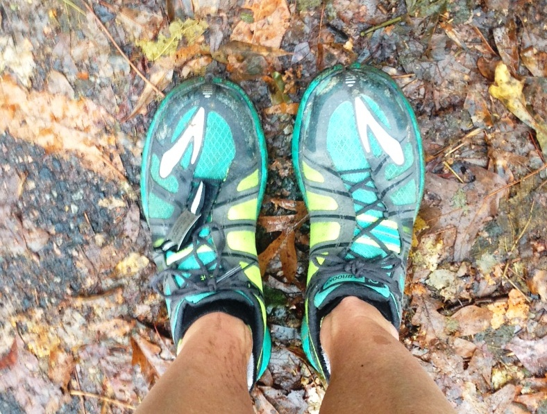 How To Attach D Tag To Running Shoe