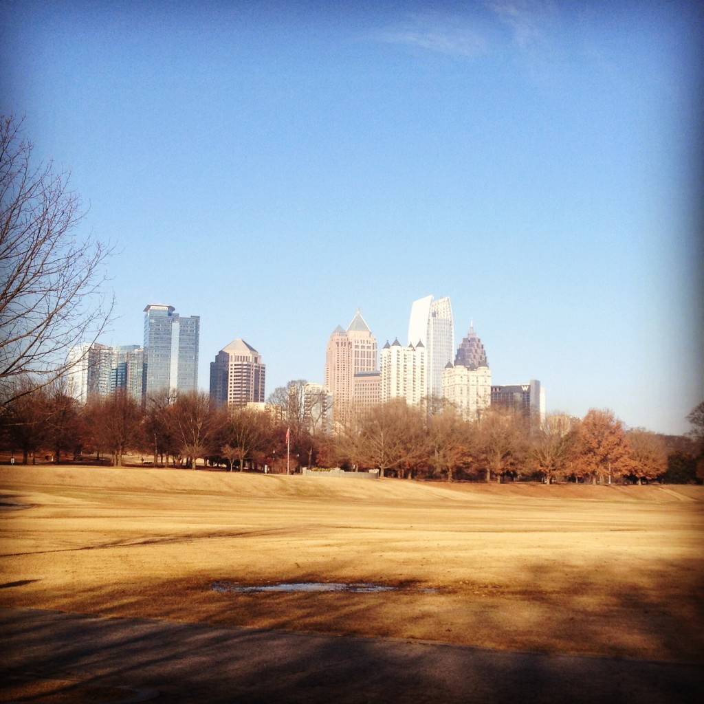 Running in Atlanta on runladylike.com