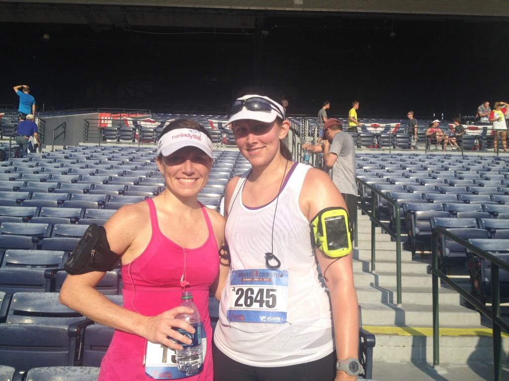 Braves Country 5K on runladylike.com