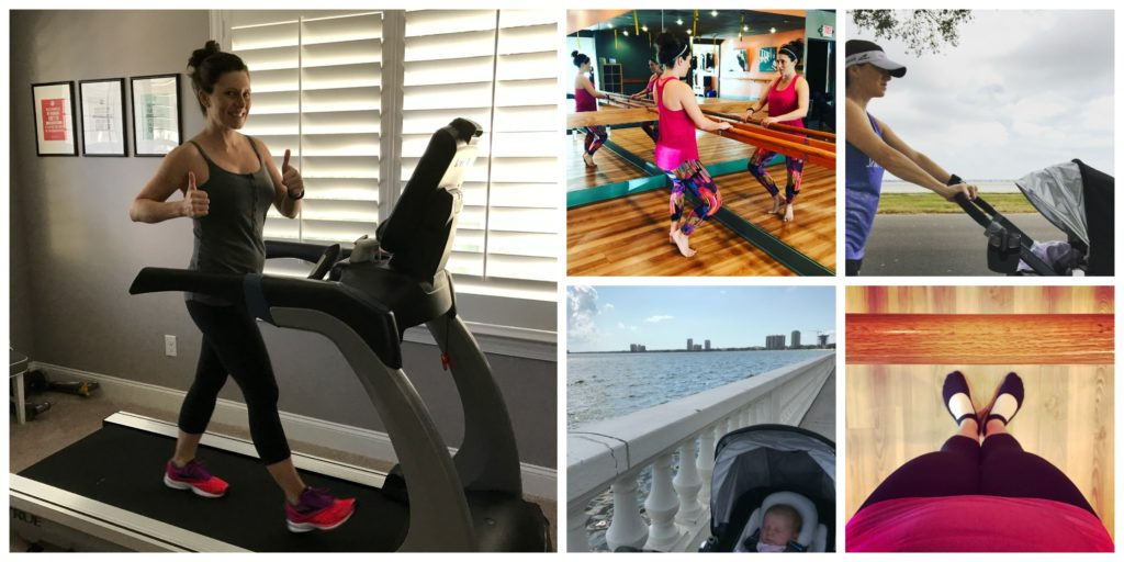 Postpartum running comeback on runladylike.com