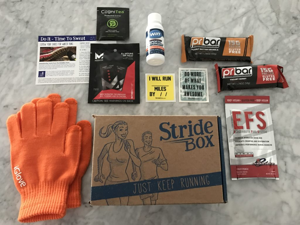 Runner report card winter 2017 on runladylike.com