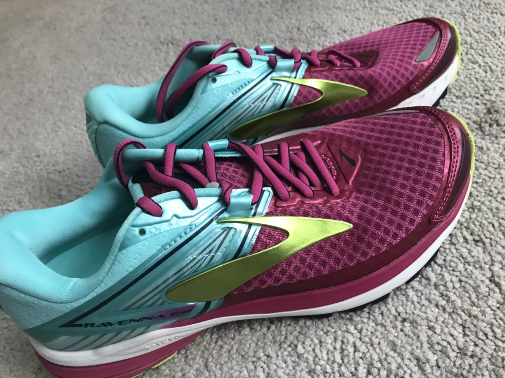 Brooks Ravenna 8 Review on runladylike.com